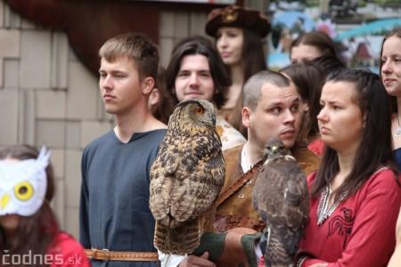 Foto a video: Bojnice - OTVORENIE LETNEJ TURISTICKEJ SEZÓNY 2019 a Oslava 25.výročia Sokoliarov Aquila 22