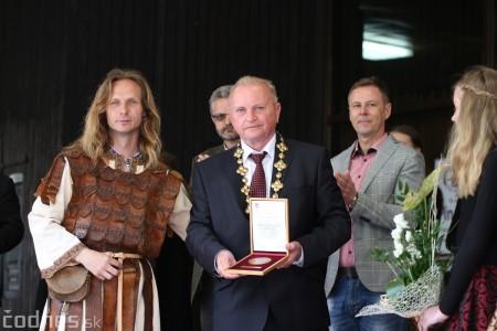 Foto a video: Bojnice - OTVORENIE LETNEJ TURISTICKEJ SEZÓNY 2019 a Oslava 25.výročia Sokoliarov Aquila 25