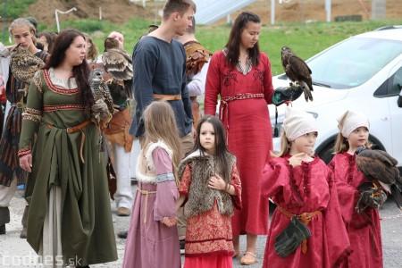 Foto a video: Bojnice - OTVORENIE LETNEJ TURISTICKEJ SEZÓNY 2019 a Oslava 25.výročia Sokoliarov Aquila 30