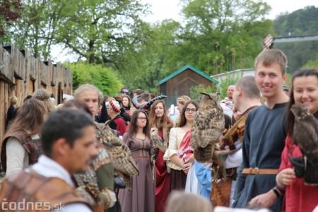 Foto a video: Bojnice - OTVORENIE LETNEJ TURISTICKEJ SEZÓNY 2019 a Oslava 25.výročia Sokoliarov Aquila 31