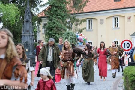Foto a video: Bojnice - OTVORENIE LETNEJ TURISTICKEJ SEZÓNY 2019 a Oslava 25.výročia Sokoliarov Aquila 36