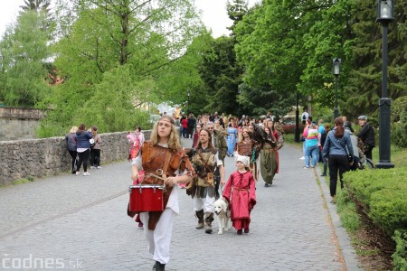Foto a video: Bojnice - OTVORENIE LETNEJ TURISTICKEJ SEZÓNY 2019 a Oslava 25.výročia Sokoliarov Aquila 37