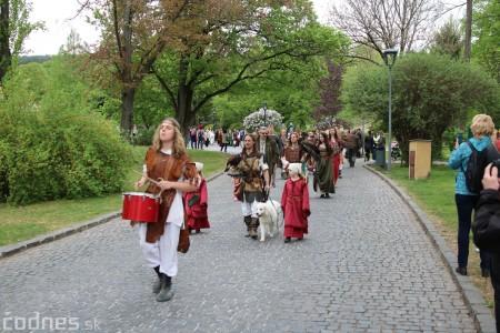 Foto a video: Bojnice - OTVORENIE LETNEJ TURISTICKEJ SEZÓNY 2019 a Oslava 25.výročia Sokoliarov Aquila 39