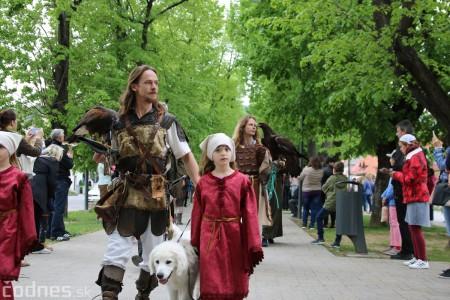Foto a video: Bojnice - OTVORENIE LETNEJ TURISTICKEJ SEZÓNY 2019 a Oslava 25.výročia Sokoliarov Aquila 40