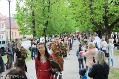 Foto a video: Bojnice - OTVORENIE LETNEJ TURISTICKEJ SEZÓNY 2019 a Oslava 25.výročia Sokoliarov Aquila 41