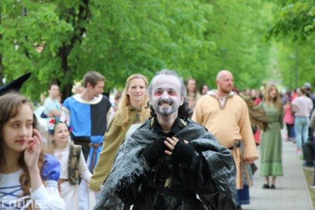 Foto a video: Bojnice - OTVORENIE LETNEJ TURISTICKEJ SEZÓNY 2019 a Oslava 25.výročia Sokoliarov Aquila 42