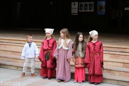 Foto a video: Bojnice - OTVORENIE LETNEJ TURISTICKEJ SEZÓNY 2019 a Oslava 25.výročia Sokoliarov Aquila 44