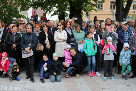 Foto a video: Bojnice - OTVORENIE LETNEJ TURISTICKEJ SEZÓNY 2019 a Oslava 25.výročia Sokoliarov Aquila 50