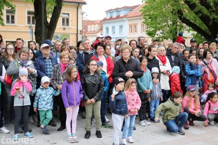 Foto a video: Bojnice - OTVORENIE LETNEJ TURISTICKEJ SEZÓNY 2019 a Oslava 25.výročia Sokoliarov Aquila 51