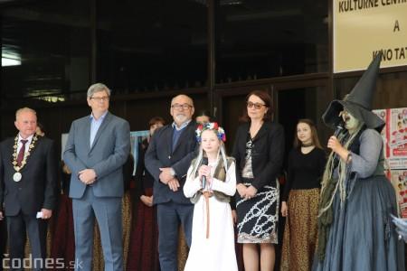 Foto a video: Bojnice - OTVORENIE LETNEJ TURISTICKEJ SEZÓNY 2019 a Oslava 25.výročia Sokoliarov Aquila 59
