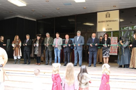 Foto a video: Bojnice - OTVORENIE LETNEJ TURISTICKEJ SEZÓNY 2019 a Oslava 25.výročia Sokoliarov Aquila 60
