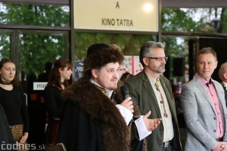 Foto a video: Bojnice - OTVORENIE LETNEJ TURISTICKEJ SEZÓNY 2019 a Oslava 25.výročia Sokoliarov Aquila 66