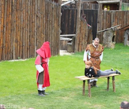 Foto a video: Bojnice - OTVORENIE LETNEJ TURISTICKEJ SEZÓNY 2019 a Oslava 25.výročia Sokoliarov Aquila 76