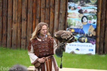 Foto a video: Bojnice - OTVORENIE LETNEJ TURISTICKEJ SEZÓNY 2019 a Oslava 25.výročia Sokoliarov Aquila 93