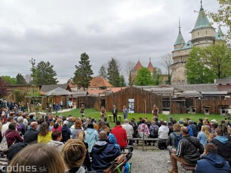 Foto a video: Bojnice - OTVORENIE LETNEJ TURISTICKEJ SEZÓNY 2019 a Oslava 25.výročia Sokoliarov Aquila 97