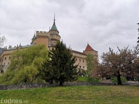Foto a video: Bojnice - OTVORENIE LETNEJ TURISTICKEJ SEZÓNY 2019 a Oslava 25.výročia Sokoliarov Aquila 107