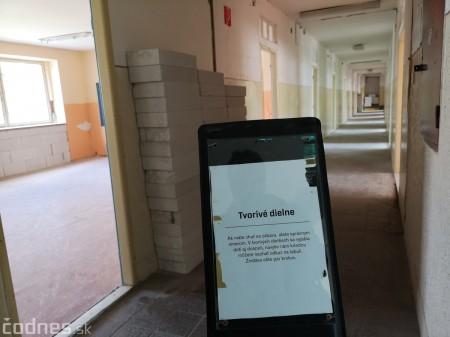 Foto: Galéria Jabloň - Prievidza - deň otvorených dverí 25