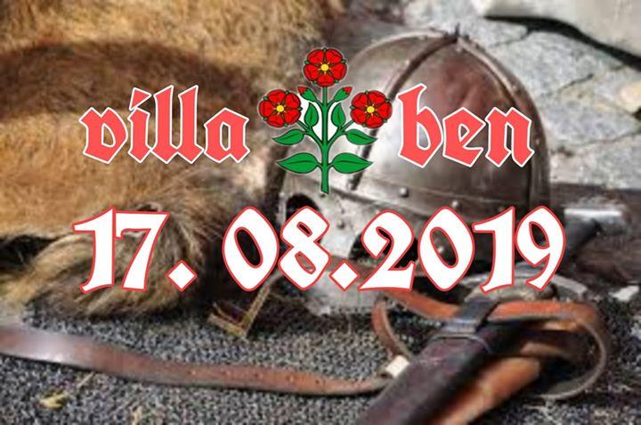 Stredoveký festival VILLA BEN