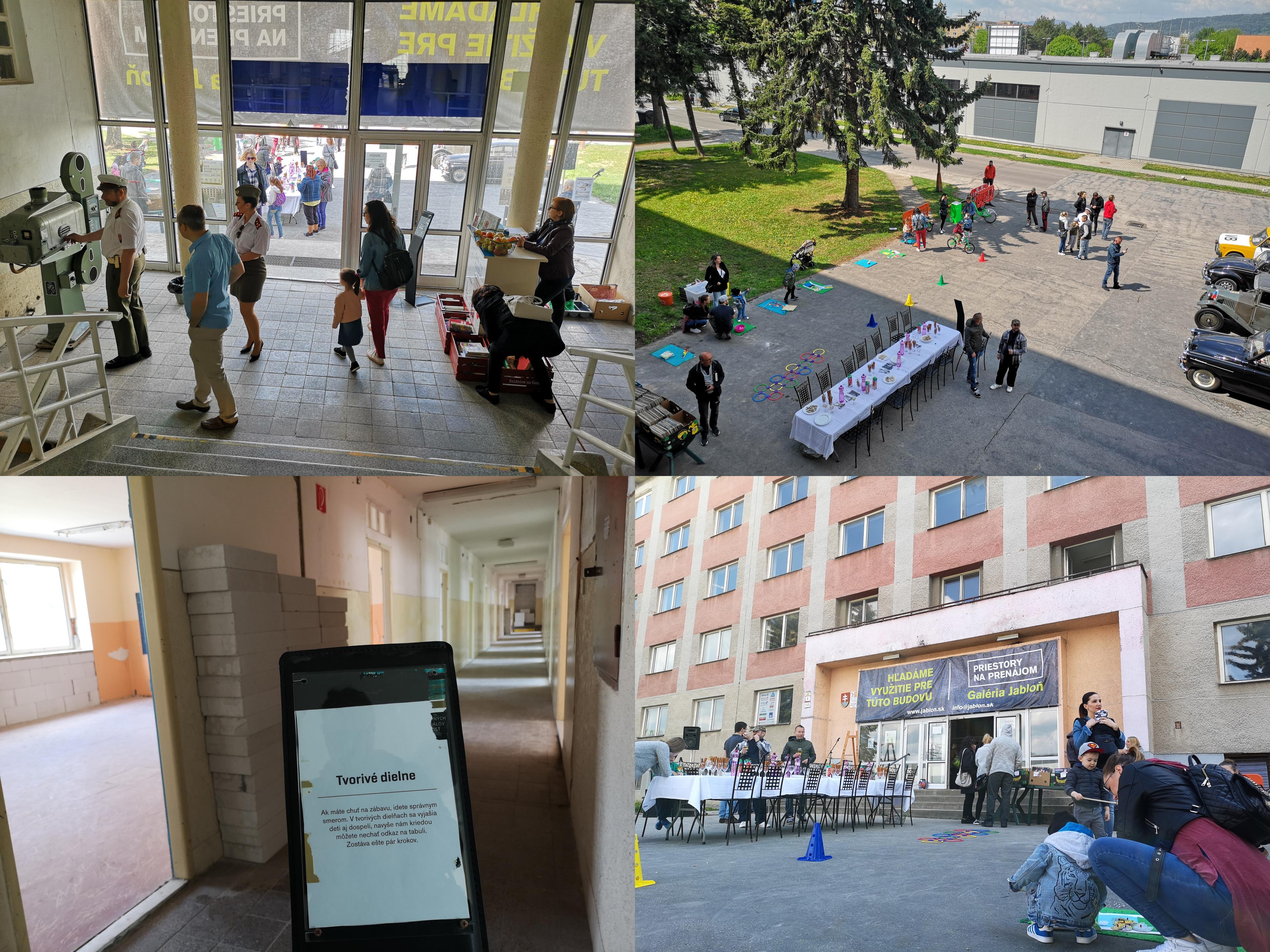 Foto: Galéria Jabloň - Prievidza - deň otvorených dverí