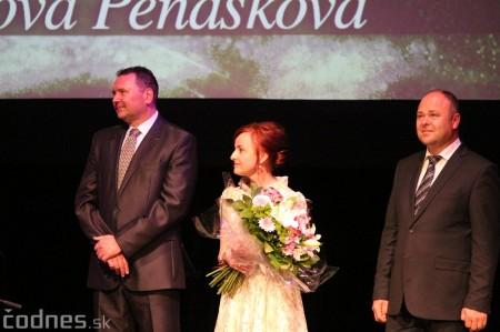 Foto: Prievidzský anjel 2019 - prehľad ocenených 8