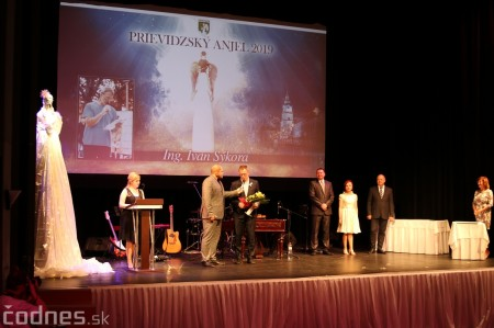 Foto: Prievidzský anjel 2019 - prehľad ocenených 16