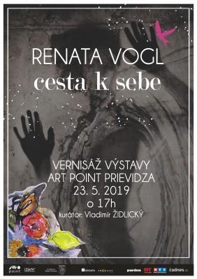 Renata Vogl - cesta k sebe