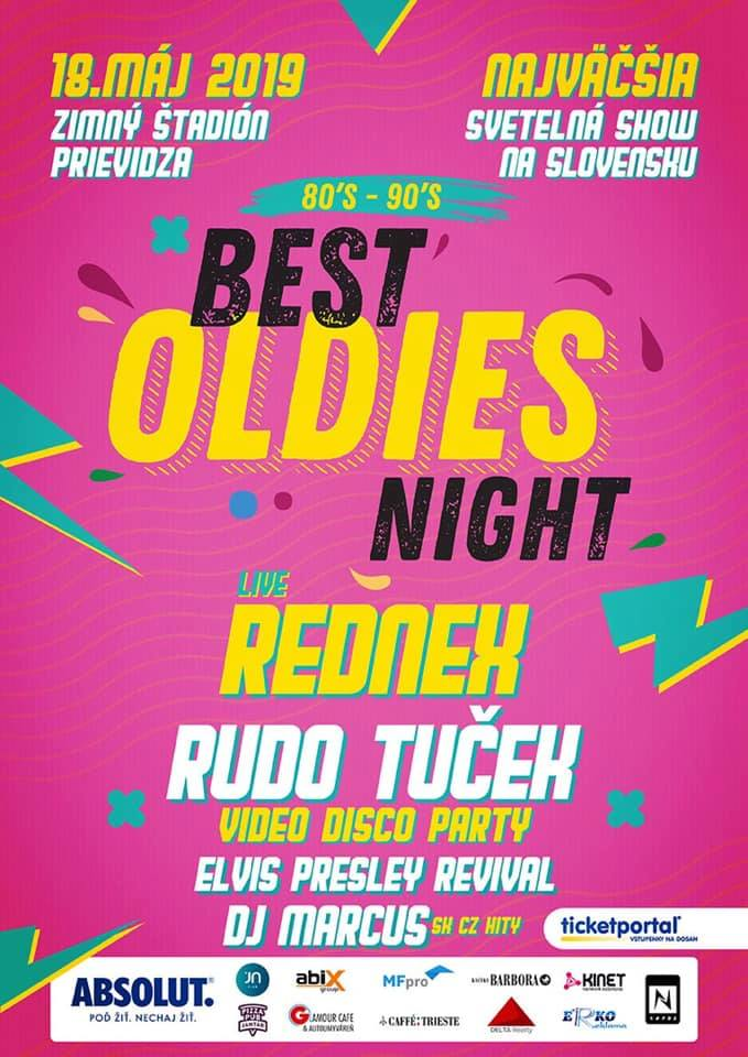 Best Oldies Night 2019 - Prievidza