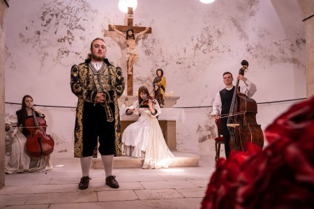 Foto a video: Bojnický zámok - Romantický sen - Festival zámockých príbehov 1