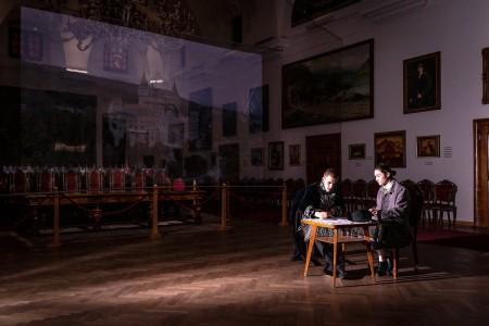 Foto a video: Bojnický zámok - Romantický sen - Festival zámockých príbehov 4