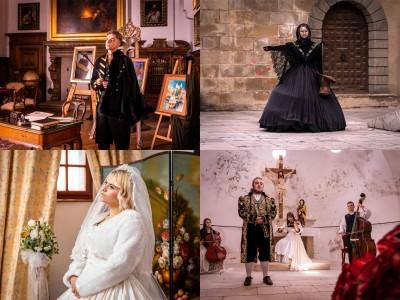 Foto a video: Bojnický zámok - Romantický sen - Festival zámockých príbehov