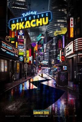 Pokémon: Detektiv Pikachu (Pokémon: Detective Pikachu)