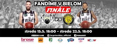 Finále: BC Prievidza - Inter Bratislava