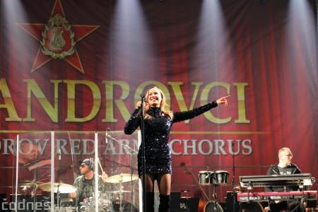 Foto a video: Alexandrovci European Tour 2019 - Prievidza 0