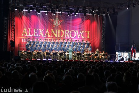 Foto a video: Alexandrovci European Tour 2019 - Prievidza 4