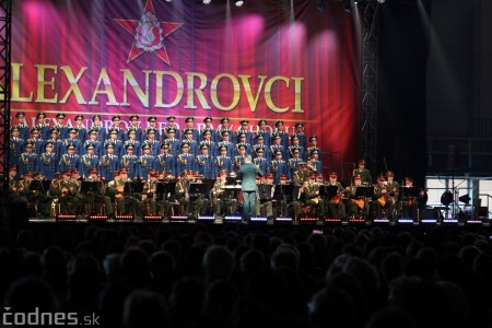 Foto a video: Alexandrovci European Tour 2019 - Prievidza 5
