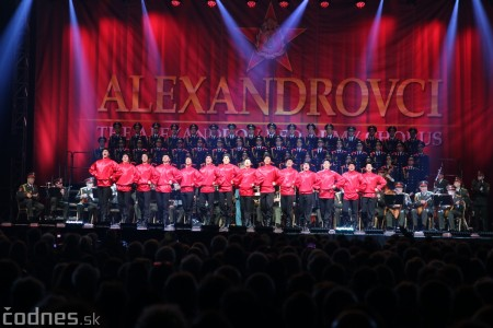 Foto a video: Alexandrovci European Tour 2019 - Prievidza 6