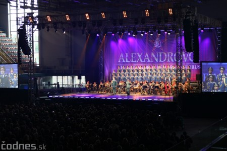 Foto a video: Alexandrovci European Tour 2019 - Prievidza 7
