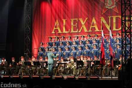 Foto a video: Alexandrovci European Tour 2019 - Prievidza 16