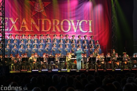 Foto a video: Alexandrovci European Tour 2019 - Prievidza 20