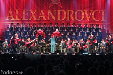 Foto a video: Alexandrovci European Tour 2019 - Prievidza 23