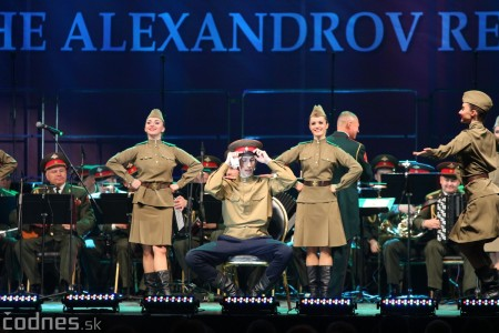 Foto a video: Alexandrovci European Tour 2019 - Prievidza 26