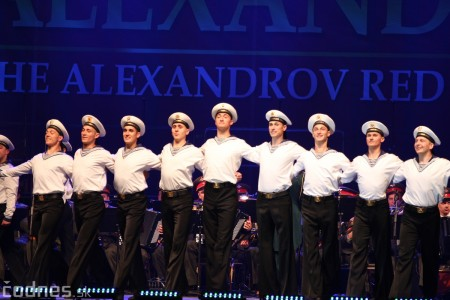 Foto a video: Alexandrovci European Tour 2019 - Prievidza 27