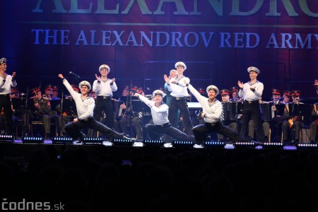 Foto a video: Alexandrovci European Tour 2019 - Prievidza 28