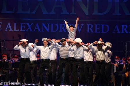 Foto a video: Alexandrovci European Tour 2019 - Prievidza 29