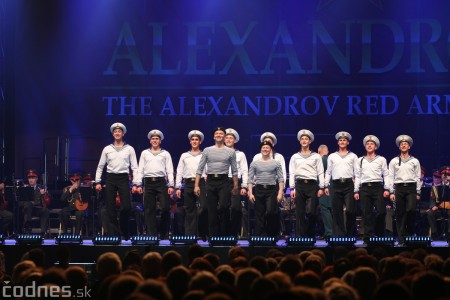 Foto a video: Alexandrovci European Tour 2019 - Prievidza 30