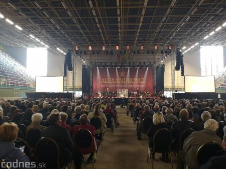 Foto a video: Alexandrovci European Tour 2019 - Prievidza 31