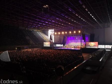 Foto a video: Alexandrovci European Tour 2019 - Prievidza 33