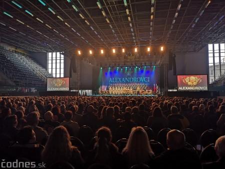 Foto a video: Alexandrovci European Tour 2019 - Prievidza 34