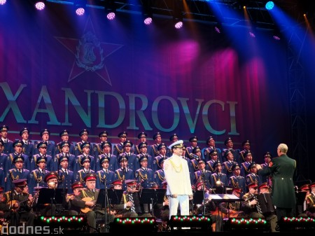 Foto a video: Alexandrovci European Tour 2019 - Prievidza 35