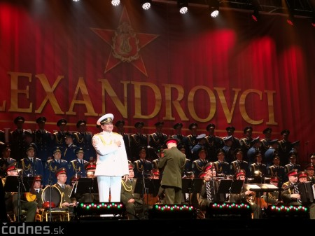 Foto a video: Alexandrovci European Tour 2019 - Prievidza 36